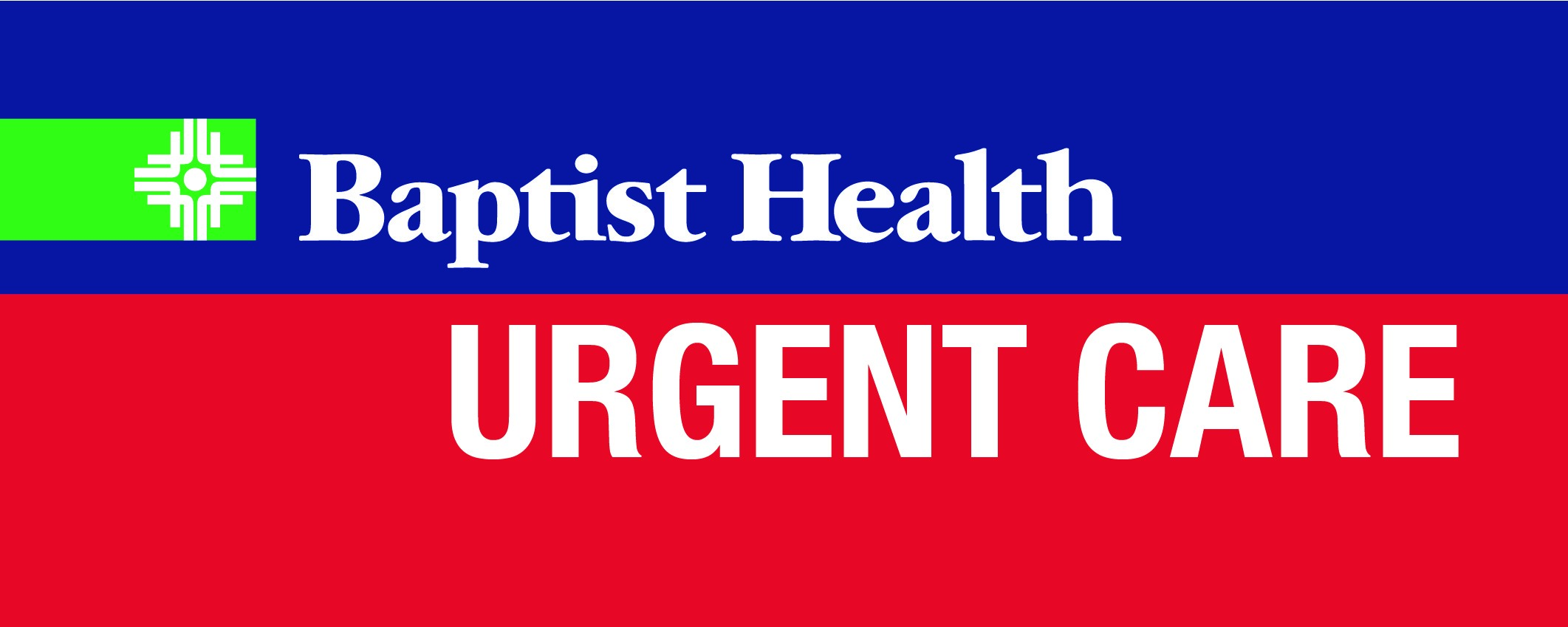 Baptist Health Urgent Care - Fort Smith (Zero St.) Logo