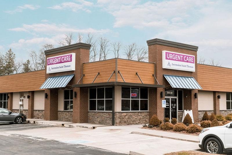 Ascension Saint Thomas Urgent Care - Clarksville (St. Bethlehem) - Urgent Care Solv in Clarksville, TN