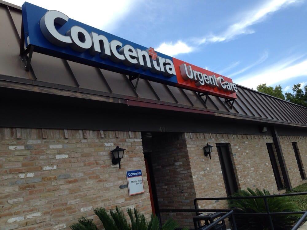 Concentra Urgent Care (San Antonio, TX) - #0