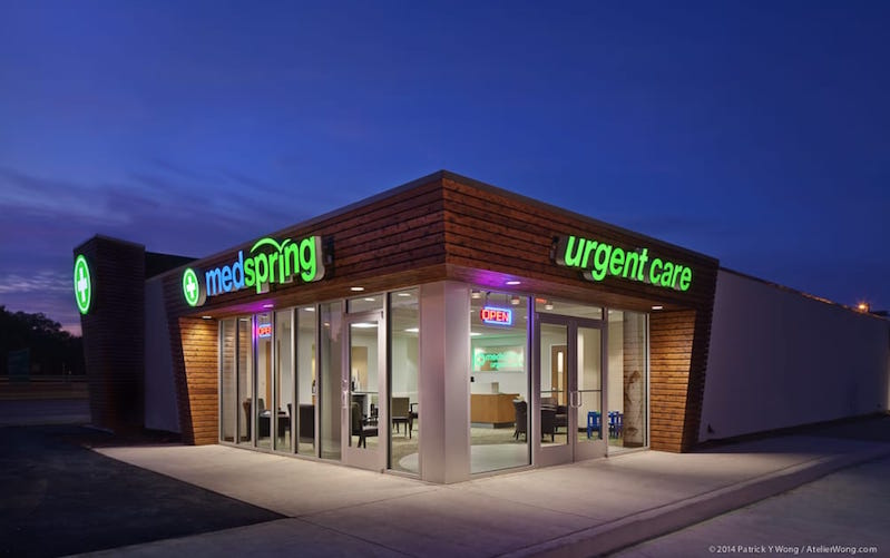 Photo for MedSpring Urgent Care , Knox/Henderson, (Dallas, TX)