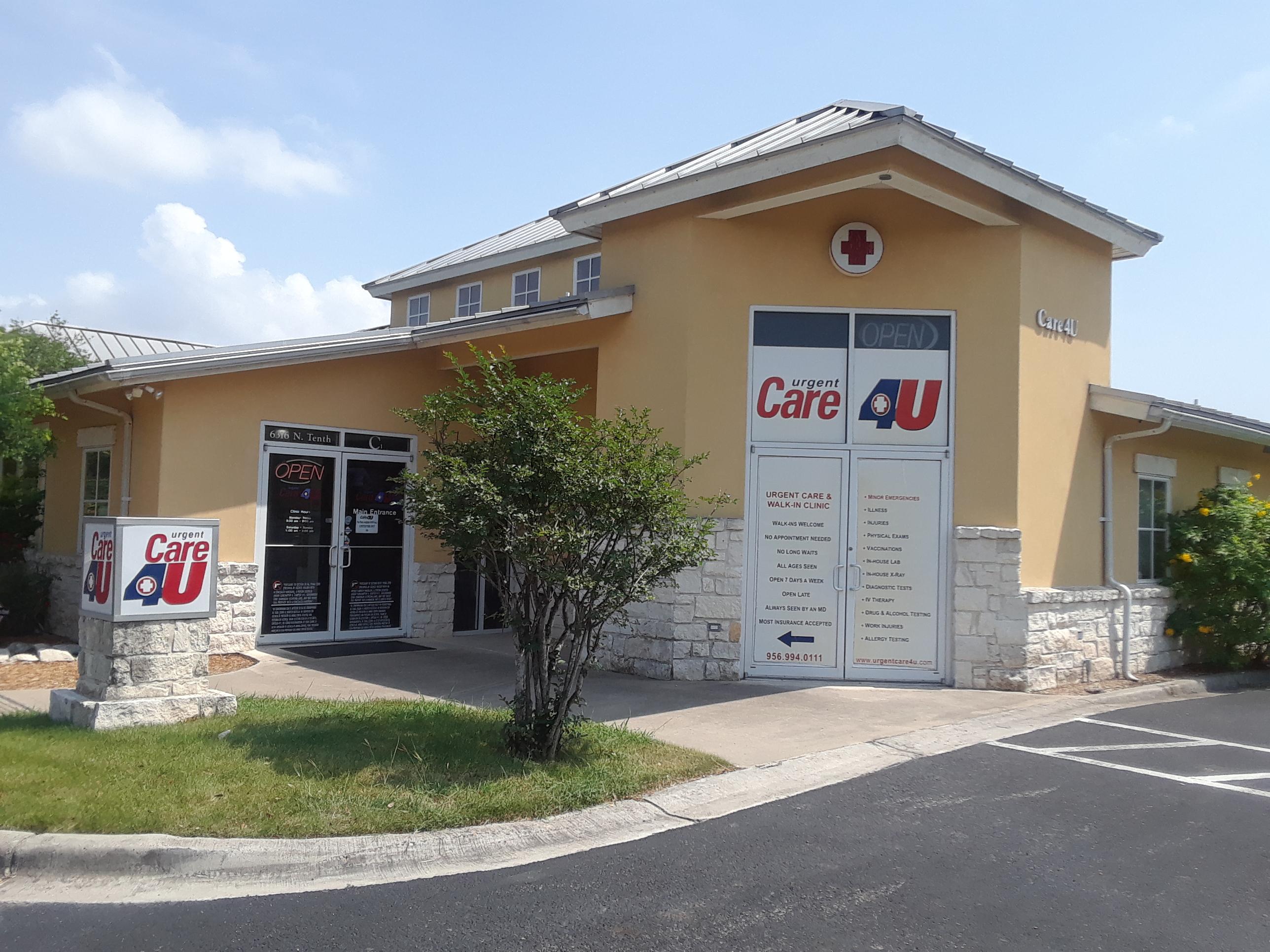 Urgent Care4U (Mcallen, TX) - #0