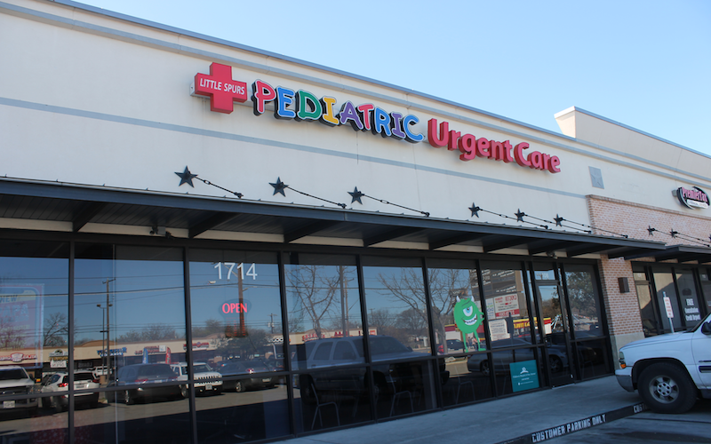 Little Spurs Pediatric Urgent Care - Southwest - Urgent Care Solv in San Antonio, TX