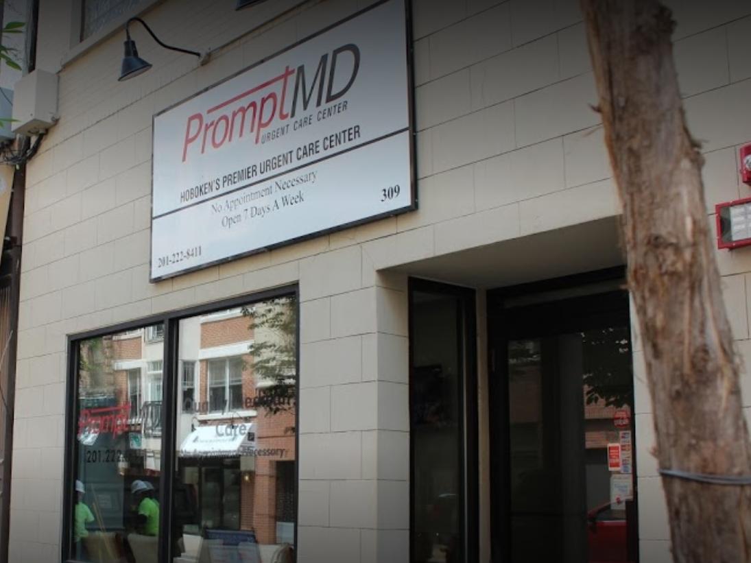 PromptMD - Hoboken - Urgent Care Solv in Hoboken, NJ
