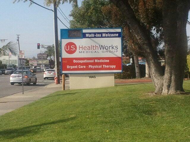 US Healthworks - Urgent Care Solv in Orange, CA