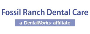 Fossil Ranch Dental Care Logo