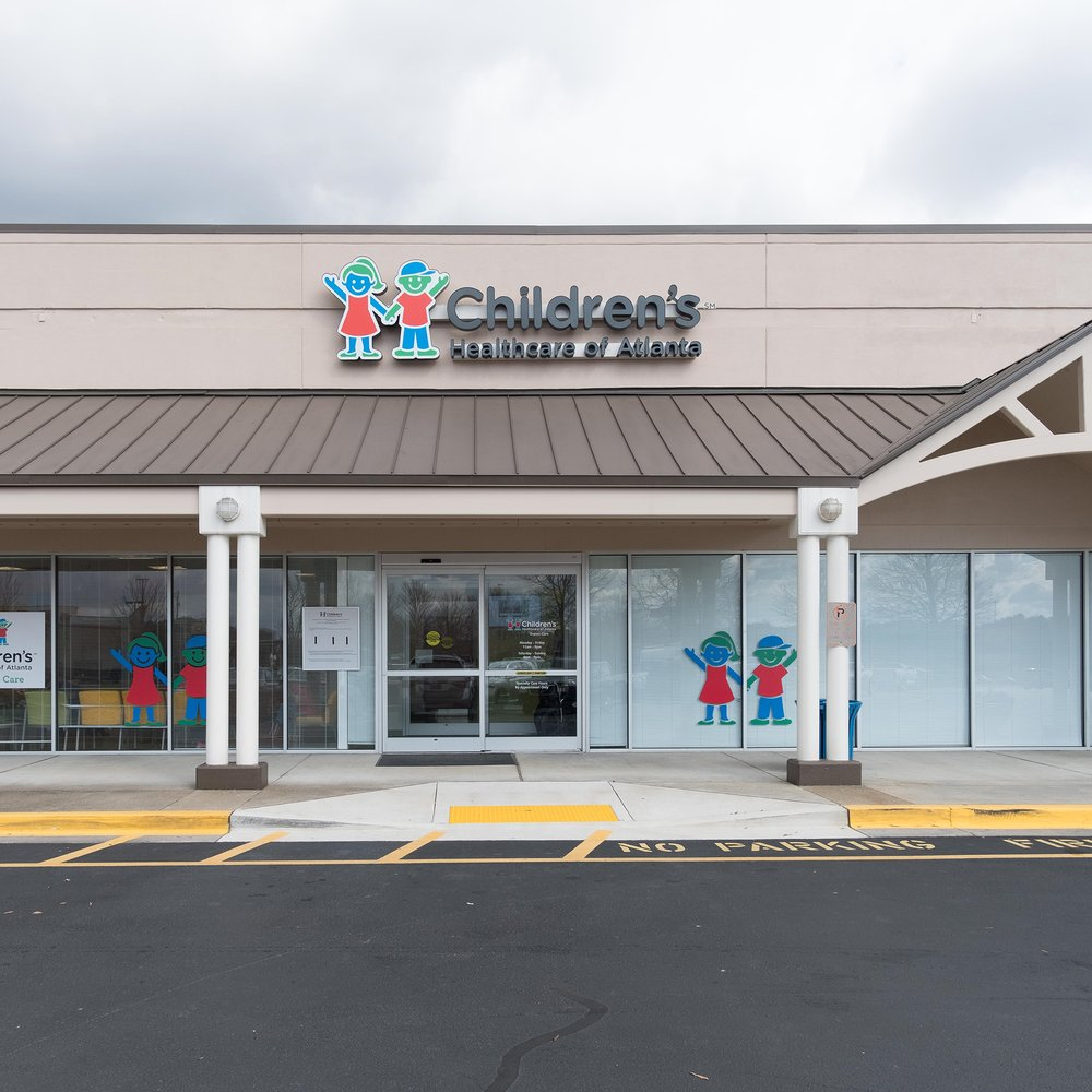 Children S At Cherokee Book Online Pediatric Urgent Care In
