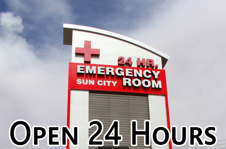 Sun City Emergency Room East - Urgent Care Solv in El Paso, TX
