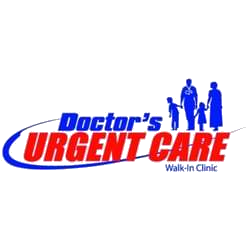 Doctors Urgent Care - Holiday Logo