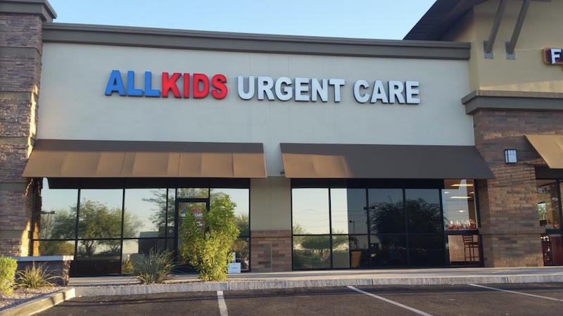 AllKids Urgent Care - Signal Butte - Urgent Care Solv in Mesa, AZ