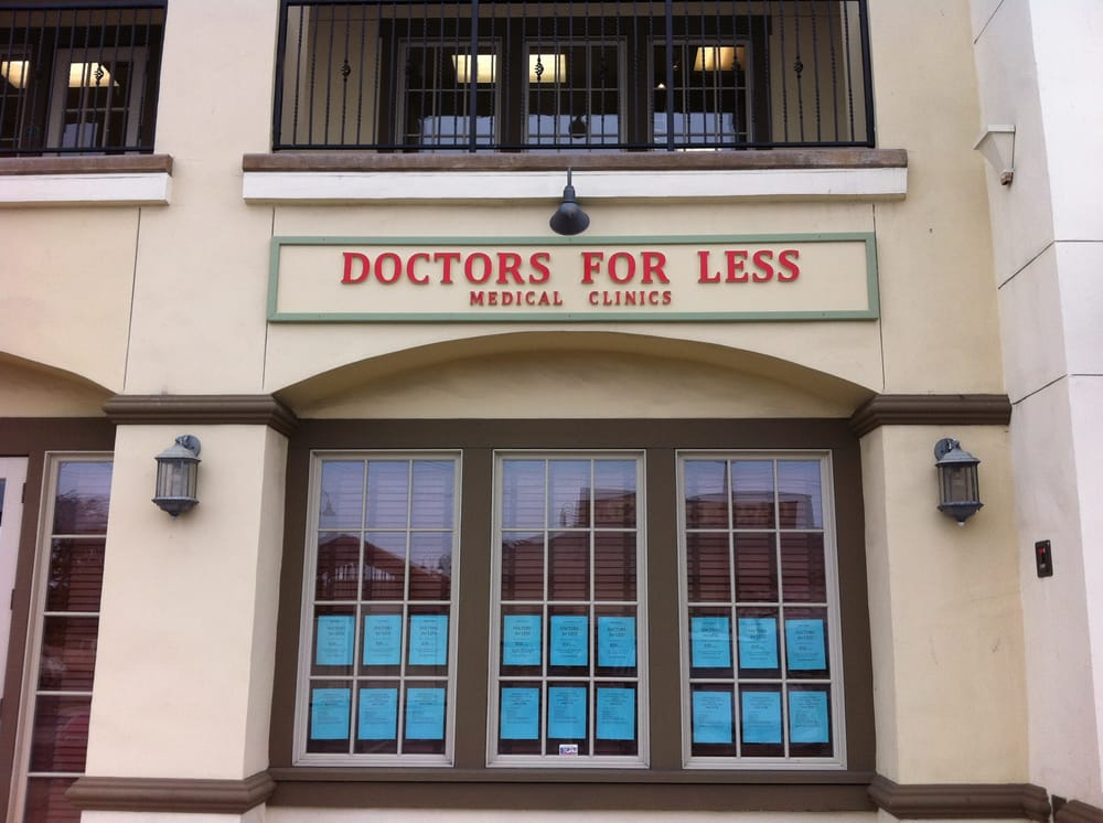 Doctors For Less - Urgent Care Solv in Monterey, CA