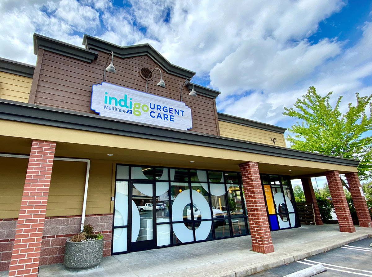 Indigo - Orting - Urgent Care Solv in Orting, WA
