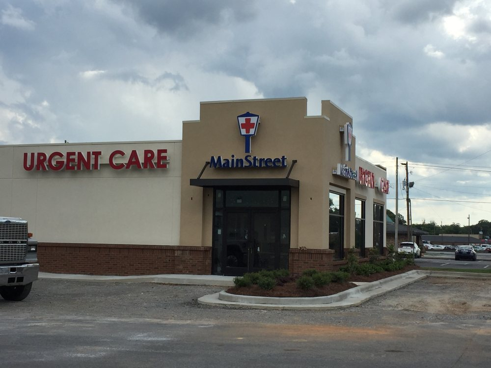 Afc Urgent Care Book Online Urgent Care In Pell City Al 35125