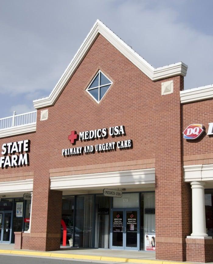 Medics USA - Urgent Care Solv in Ashburn, VA