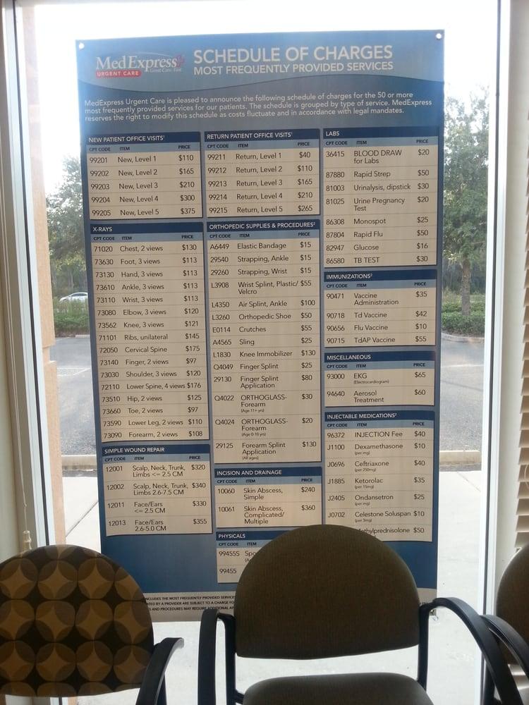 MedExpress Urgent Care - New Tampa (Tampa, FL) - #0