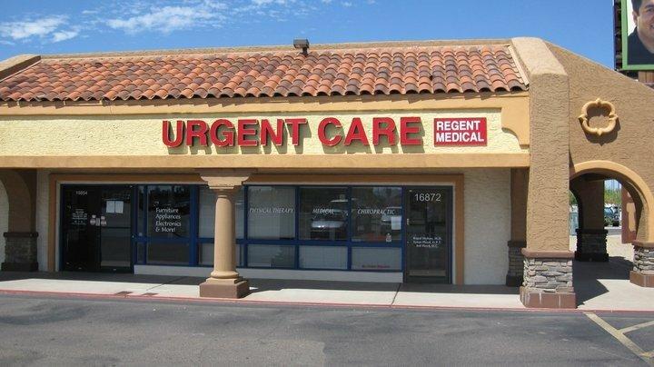 Regent Medical Urgent Care (Phoenix, AZ) - #0