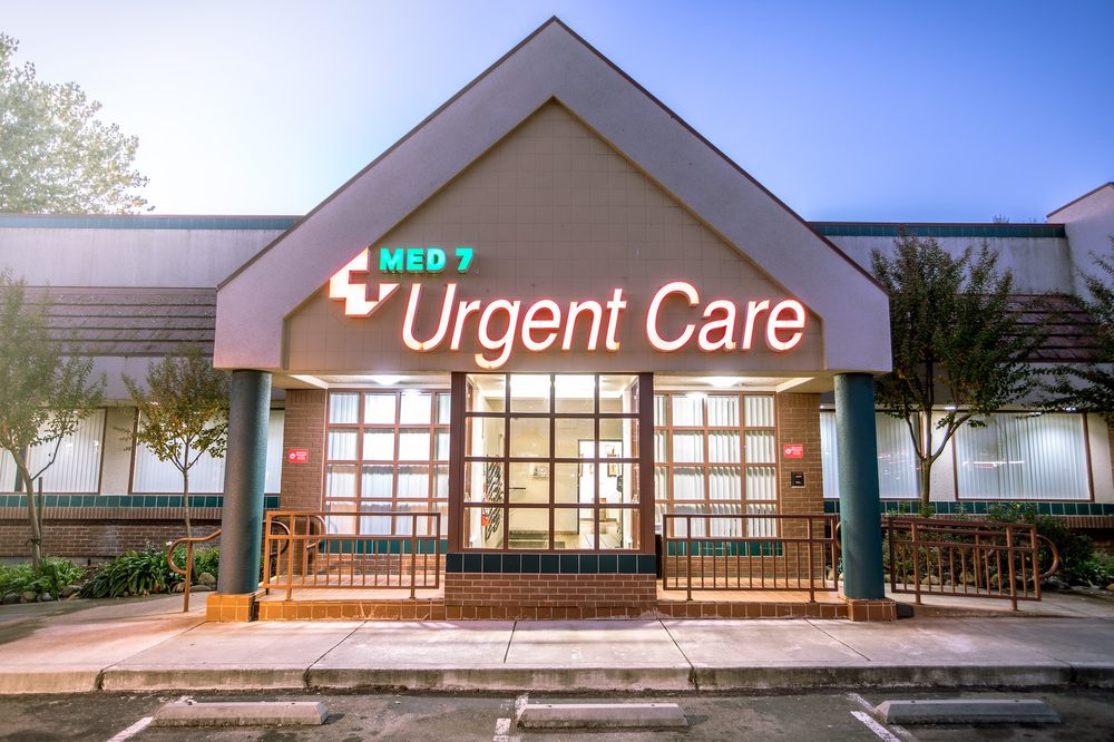 MED7 Urgent Care Center - Urgent Care Solv in Folsom, CA