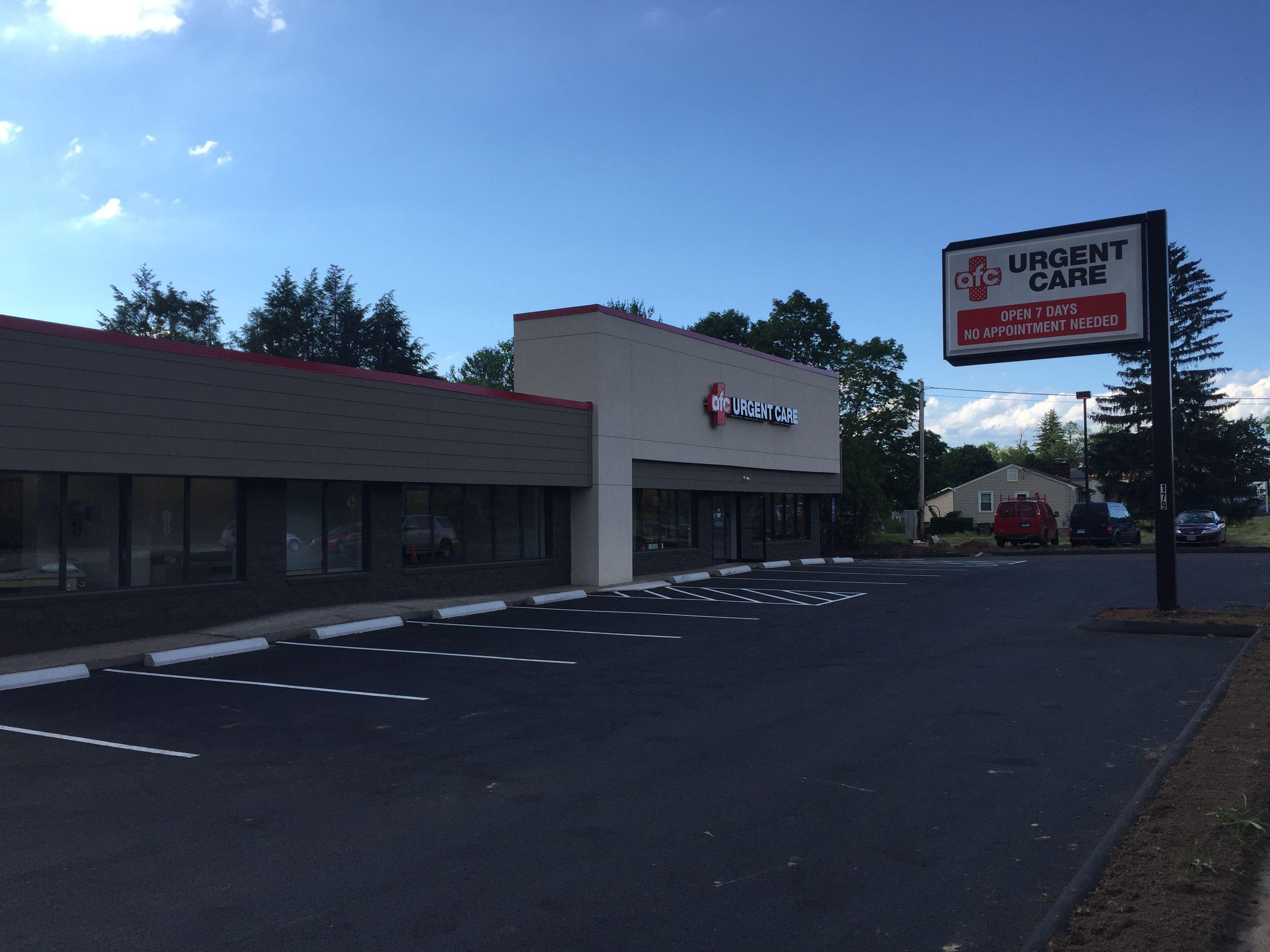 AFC Urgent Care (Vernon, CT) - #0