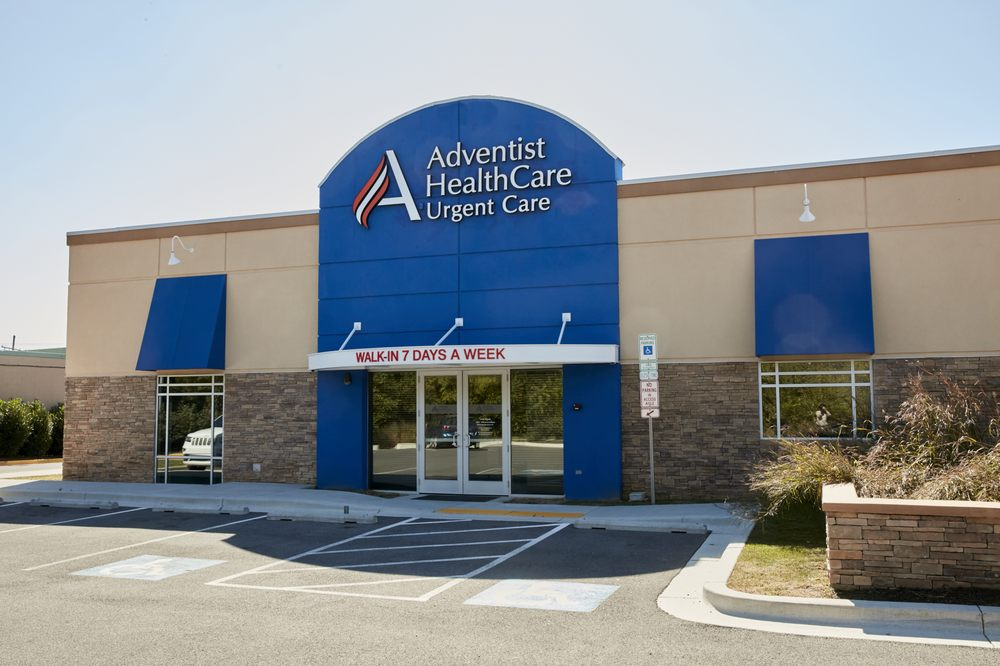 Adventist HealthCare Urgent Care - Urgent Care Solv in Rockville, MD