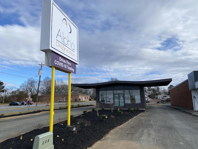 Alpha Diagnostics - Urgent Care Solv in Burlington, NC