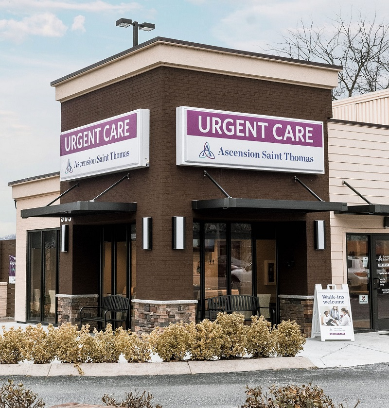 Ascension Saint Thomas Urgent Care - Franklin - Urgent Care Solv in Franklin, TN