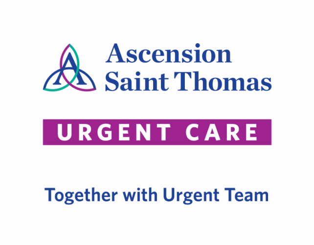 Ascension Saint Thomas Urgent Care - Franklin Logo