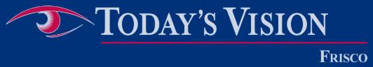Today's Vision Frisco Logo