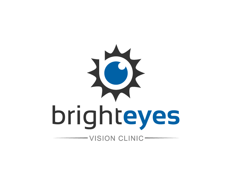 Bright Eyes Vision Clinic Logo