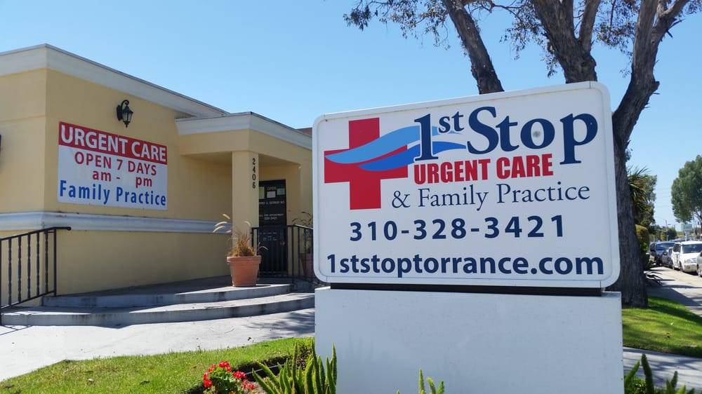 1st Stop Urgent Care & Family Practice (Torrance, CA) - #0