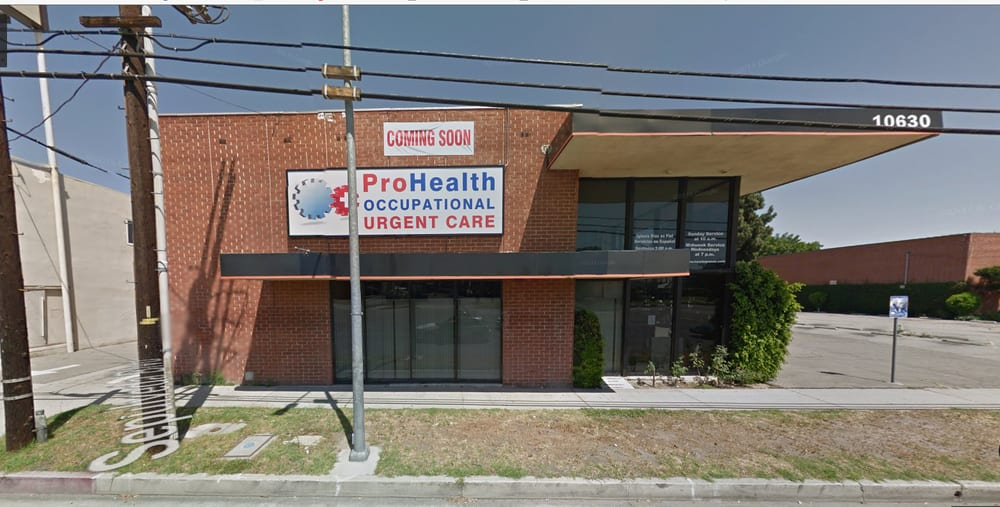 Photo for ProHealth - Valley Occupational Urgent Care , (Los Angeles, CA)