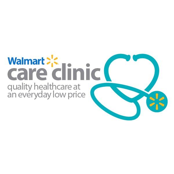 Walmart Care Clinic Logo