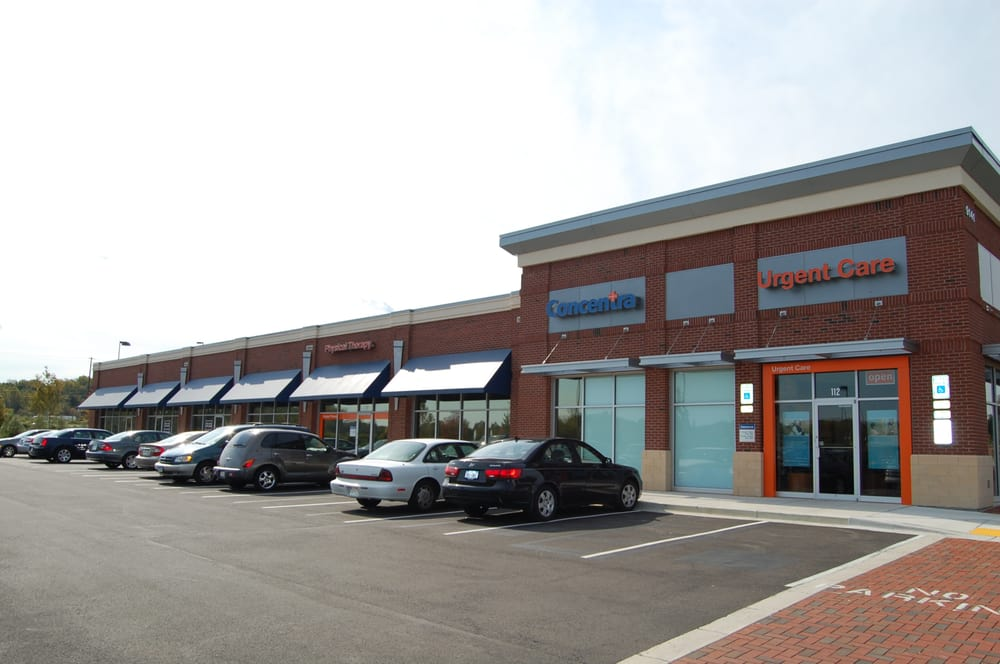 Concentra Urgent Care - Urgent Care Solv in Capitol Heights, MD