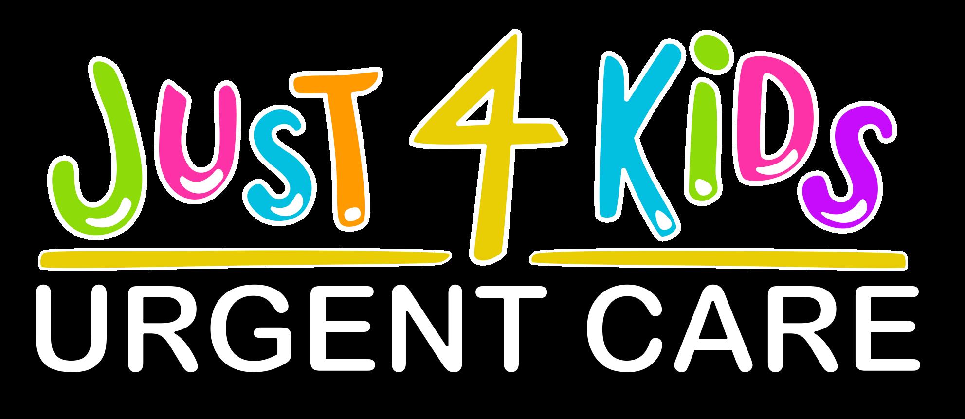 Just 4 Kids - Denton Virtual Visits Logo