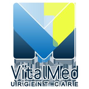 VitalMed Urgent Care - South Logo