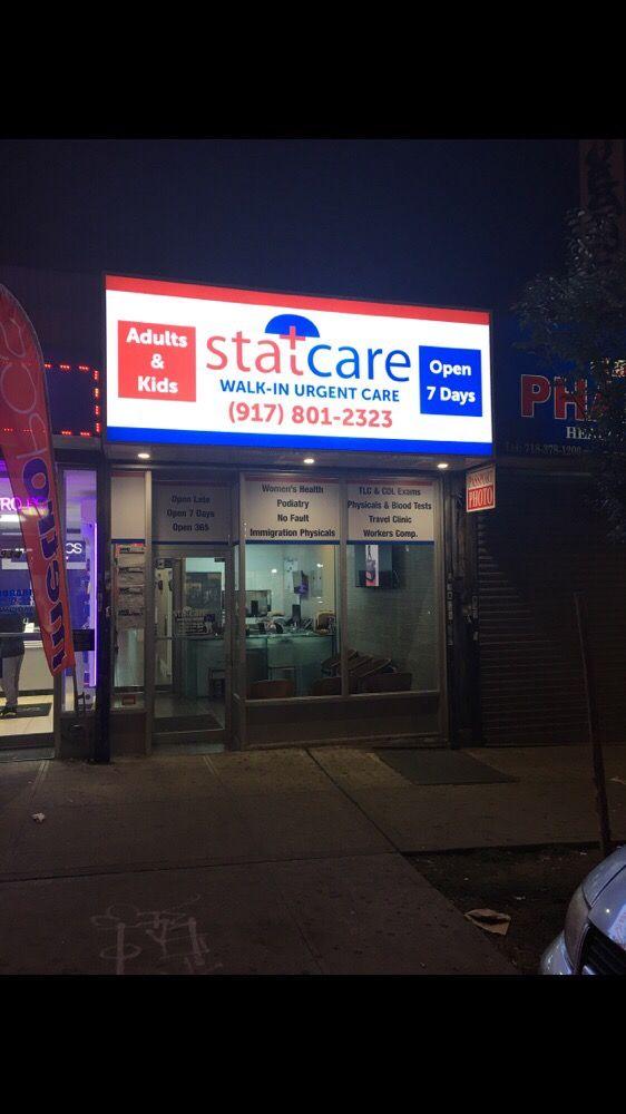 Statcare Urgent Care - Bronx 174th St (Bronx, NY) - #0
