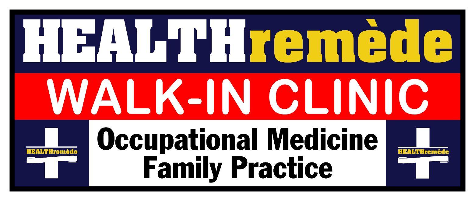 Healthremede Occupational And Urgent Care - Video Visit Logo