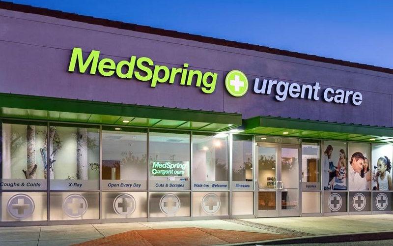 MedSpring Urgent Care (Richardson, TX) - #0