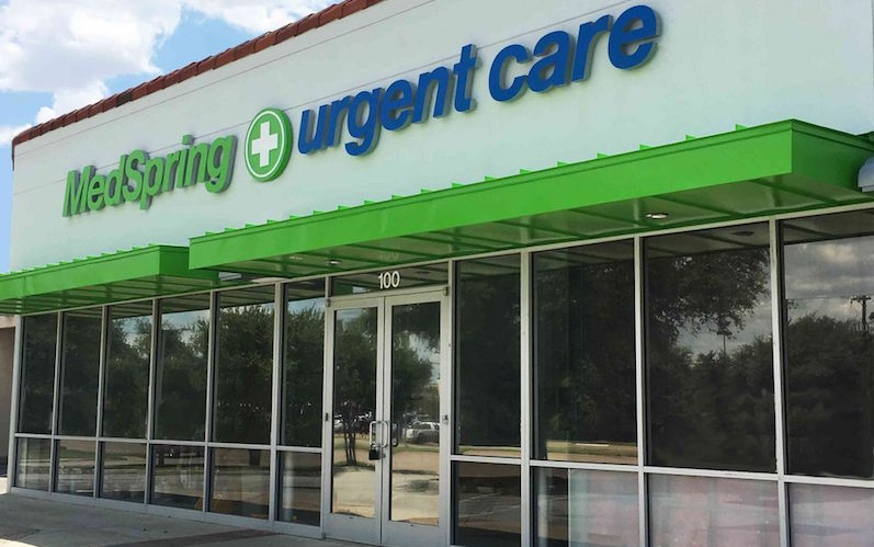 MedSpring Urgent Care - Richardson - Urgent Care Solv in Richardson, TX