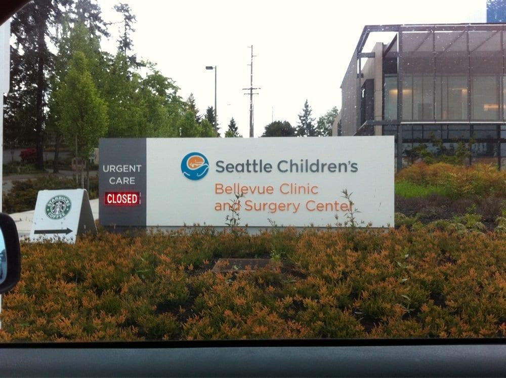 Seattle Children's Urgent Care - Bellevue (Bellevue, WA) - #0