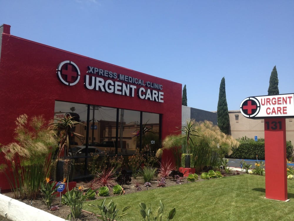Xpress Urgent Care (Costa Mesa, CA) - #0