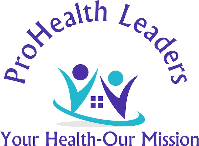 ProHealth Leaders - Urgent Care and Weight Loss Clinic Logo