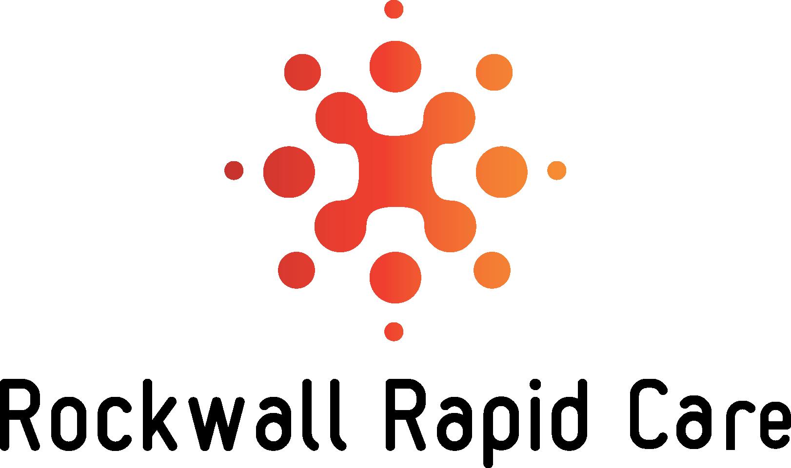 Rockwall Rapid Care Logo