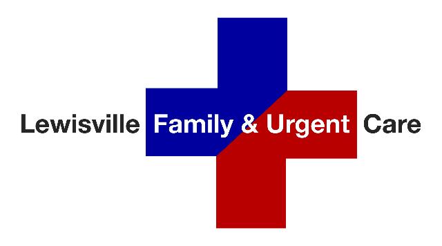 Lewisville Family & Urgent Care Logo