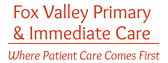 Fox Valley Urgent Care Clinic Logo