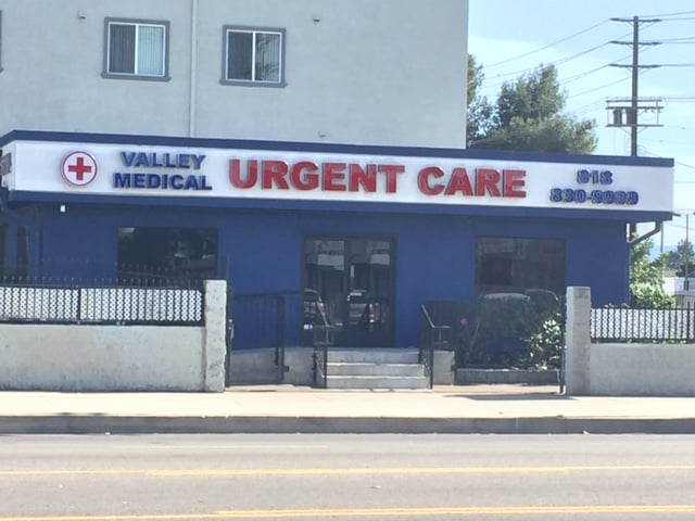 Photo for Valley Medical Urgent Care , (Los Angeles, CA)