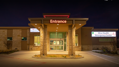 Wise Health Emergency Center - iCare Urgent Care - Urgent Care Solv in Argyle, TX