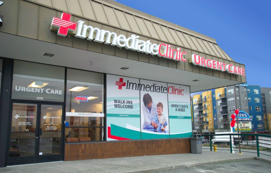 Immediate Clinic - Lake City - Urgent Care Solv in Seattle, WA