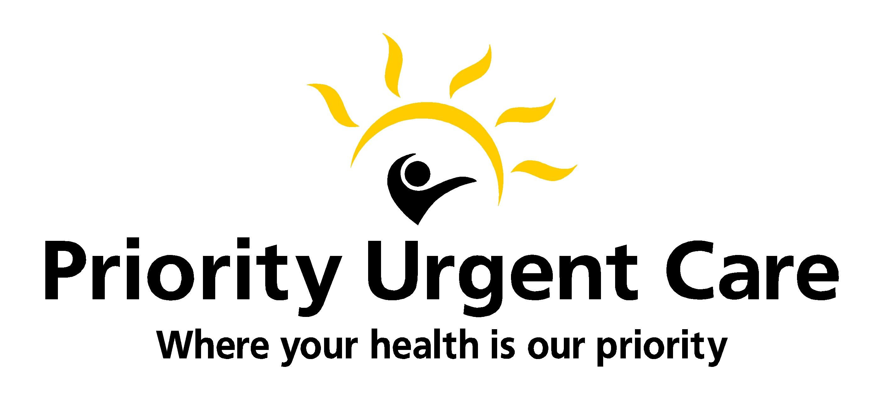 Priority Urgent Care - Ellington Vaccination Clinic Logo