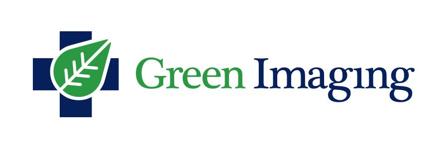 Green Imaging - Garland Logo