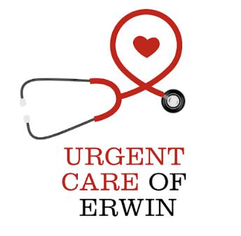Urgent Care of Erwin Logo