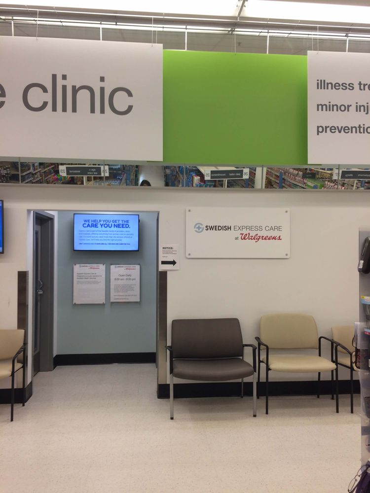 Swedish Express Care - Urgent Care Solv in Issaquah, WA